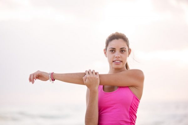 Stretching exercise | Bosom Buddies Cancer Support Group